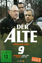 Der Alte. Vol.9, 5 DVDs (Collector's Box)