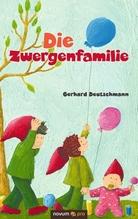 Die Zwergenfamilie | Deutschmann, Gerhard