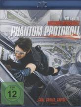 Mission: Impossible 4 Phantom Protokoll, 1 Blu-ray