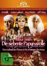 Die siebente Papyrusrolle - Teil 1-3, 2 DVDs | Smith, Wilbur