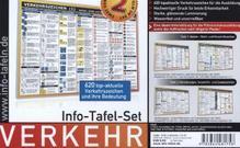 Info-Tafel-Set Verkehrszeichen, 2 Info-Tafeln | Schulze, Michael