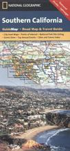 National Geographic GuideMap Southern California