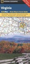 National Geographic GuideMap Virginia