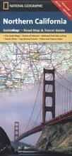 National Geographic GuideMap Northern California