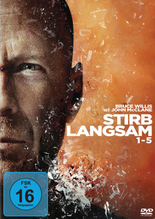 Stirb langsam 1-5, 5 DVDs