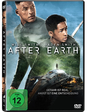 After Earth, 1 DVD