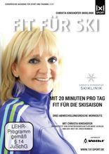 Fit für Ski - Mit 20 Minuten pro Tag fit für die Skisaison, 1 DVD