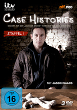 Case Histories. Staffel.1, 3 DVDs