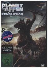 Planet der Affen: Revolution, 1 DVD