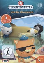 Die Oktonauten und der Zitronenhai, 1 DVD