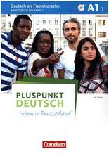 Kursbuch mit Video-DVD + Arbeitsbuch mit Audio-CD, 2 Tle.. Tl.1