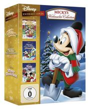 Mickys Weihnachts-Collection, 3 DVDs