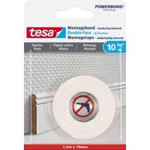 tesa Montageband 77742-00000 19mmx1,5m 10kg/m