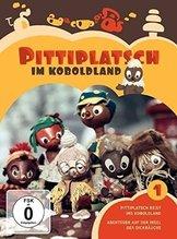 Pittiplatsch - Pittiplatsch im Koboldland. Folge.1, 2 DVDs