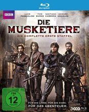 Die Musketiere. Staffel.1, 3 Blu-ray