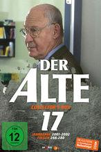 Der Alte. Vil.17, 5 DVDs (Collector's Box)