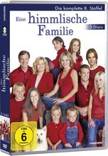 Eine himmlische Familie. Staffel.8, 5 DVDs