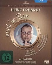 Heinz Erhardt - Noch 'ne Box, 6 Blu-ray