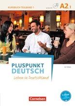 Kursbuch mit Video-DVD. Tl.1