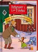 Pettersson & Findus. Mein Adventskalenderbuch | Nedebock, Ulla; Nordqvist, Sven