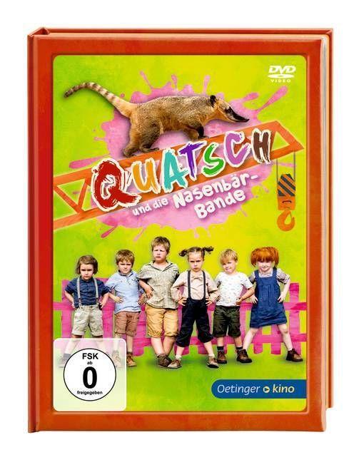 Quatsch und die Nasenbärenbande, 1 DVD