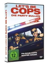 Let's be Cops - Die Partybullen, 1 DVD