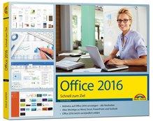 Office 2016 Schnell zum Ziel | Kiefer, Philip