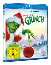 Der Grinch - 15th Anniversary, 1 Blu-ray