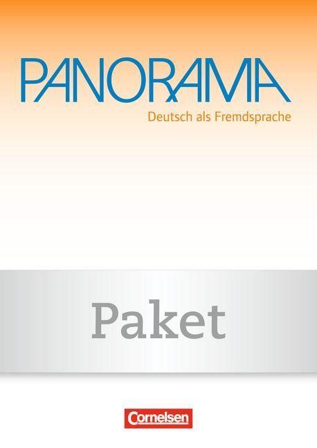 Kursbuch und Leben in Deutschland, Übungsbuch, Gesamtband, m. Audio-CD