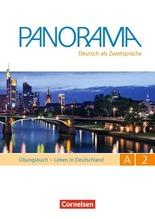Leben in Deutschland, Übungsbuch, Gesamtband, m. Audio-CD