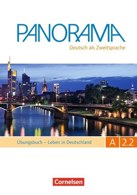Leben in Deutschland, Übungsbuch, m. Audio-CD. Tl.2