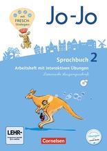 2. Schuljahr, Arbeitsheft mit interaktiven Übungen und CD-ROM (Lateinische Ausgangsschrift)