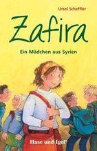 Zafira - Ein Mädchen aus Syrien, Schulausgabe | Scheffler, Ursel