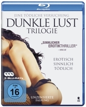 Dunkle Lust Trilogie, 3 Blu-rays
