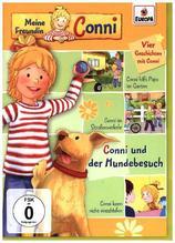 Meine Freundin Conni - Conni und der Hundebesuch, 1 DVD