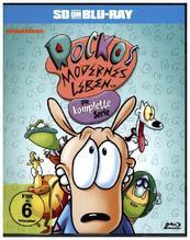 Rockos Modernes Leben - Die komplette Serie, 2 Blu-rays