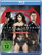 Batman V. Superman: Dawn Of Justice, 1 Blu-ray + Digital UV (Ultimate Edition)