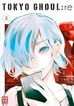 Tokyo Ghoul:re. Bd.2   Ishida, Sui