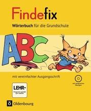 Wörterbuch mit vereinfachter Ausgangsschrift, m. CD-ROM