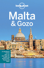 Lonely Planet Reiseführer Malta & Gozo | Blasi, Abigail