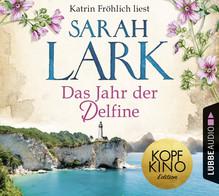 Das Jahr der Delfine, 6 Audio-CDs | Lark, Sarah