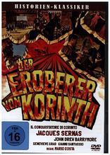 Der Eroberer von Korinth, 1 DVD (Uncut)