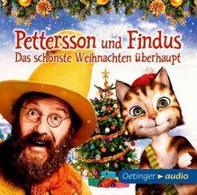 Pettersson und Findus - Das schönste Weihnachten überhaupt, 1 Audio-CD | Nordqvist, Sven