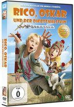 Rico, Oskar und der Diebstahlstein, 1 DVD