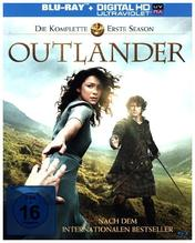 Outlander. Season.1, 5 Blu-rays + Digital UV