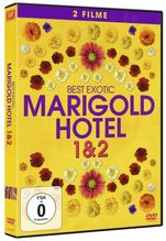 Best Exotic Marigold Hotel 1&2, 2 DVDs