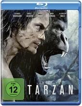 Legend of Tarzan, 1 Blu-ray