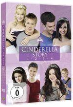 Cinderella Story 1-4, 4 DVDs