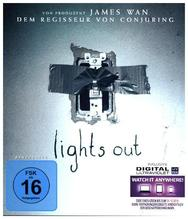 Lights Out, 1 Blu-ray