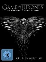 Game of Thrones. Staffel.4, 5 DVDs (Repack)